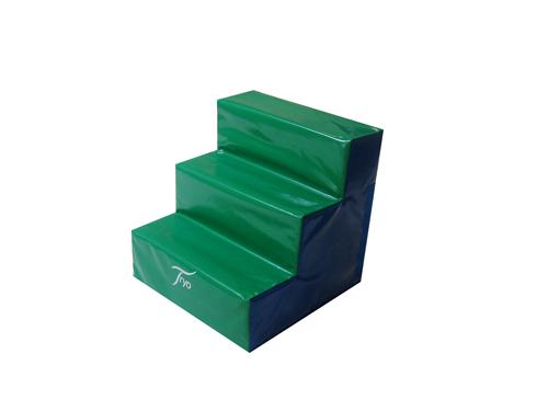 module escalier 3 marches 60 x 60 x 60cm. Black Bedroom Furniture Sets. Home Design Ideas